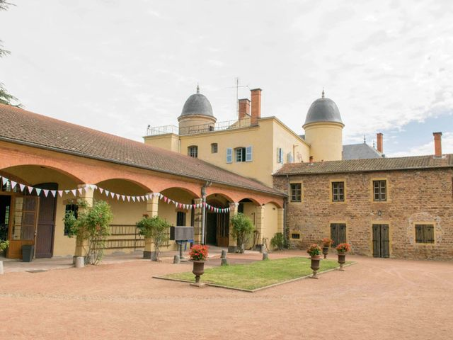 Le mariage de Jean-Maxime et Anne-Claire à Parigny, Loire 5