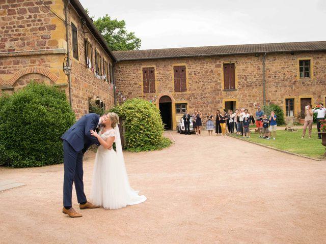 Le mariage de Jean-Maxime et Anne-Claire à Parigny, Loire 14