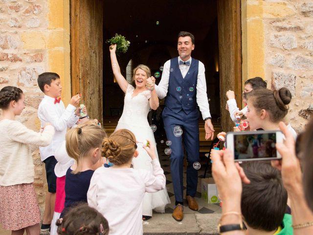 Le mariage de Jean-Maxime et Anne-Claire à Parigny, Loire 25