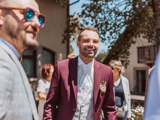 Le mariage de Gauthier et Laetitia à Saint-Sixt, Haute-Savoie 11