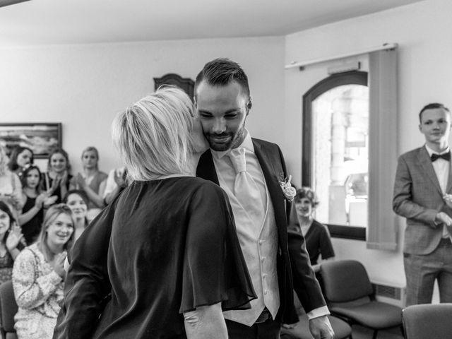 Le mariage de Gauthier et Laetitia à Saint-Sixt, Haute-Savoie 13