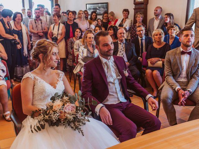 Le mariage de Gauthier et Laetitia à Saint-Sixt, Haute-Savoie 14