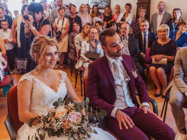 Le mariage de Gauthier et Laetitia à Saint-Sixt, Haute-Savoie 15