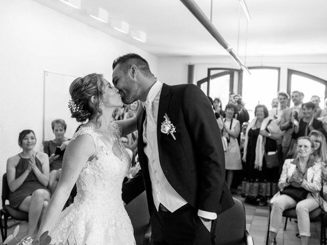 Le mariage de Gauthier et Laetitia à Saint-Sixt, Haute-Savoie 16