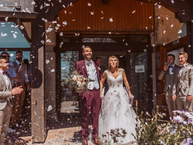 Le mariage de Gauthier et Laetitia à Saint-Sixt, Haute-Savoie 17