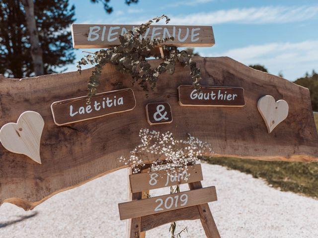 Le mariage de Gauthier et Laetitia à Saint-Sixt, Haute-Savoie 21