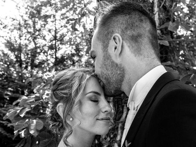 Le mariage de Gauthier et Laetitia à Saint-Sixt, Haute-Savoie 22