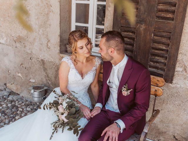 Le mariage de Gauthier et Laetitia à Saint-Sixt, Haute-Savoie 25