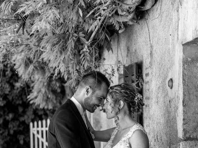 Le mariage de Gauthier et Laetitia à Saint-Sixt, Haute-Savoie 27
