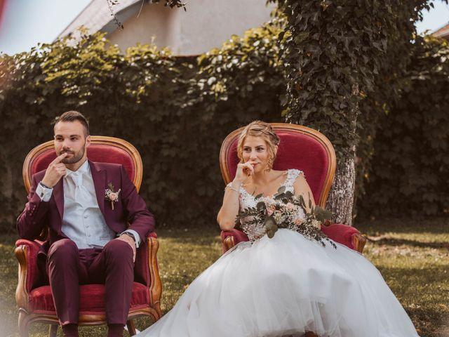 Le mariage de Gauthier et Laetitia à Saint-Sixt, Haute-Savoie 33