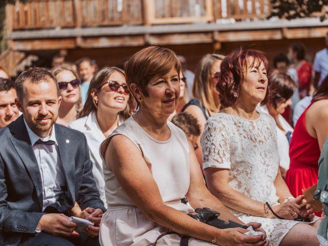 Le mariage de Gauthier et Laetitia à Saint-Sixt, Haute-Savoie 35