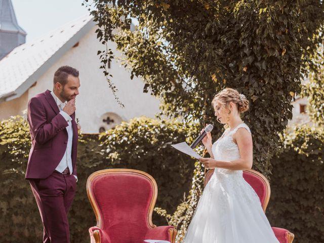 Le mariage de Gauthier et Laetitia à Saint-Sixt, Haute-Savoie 36