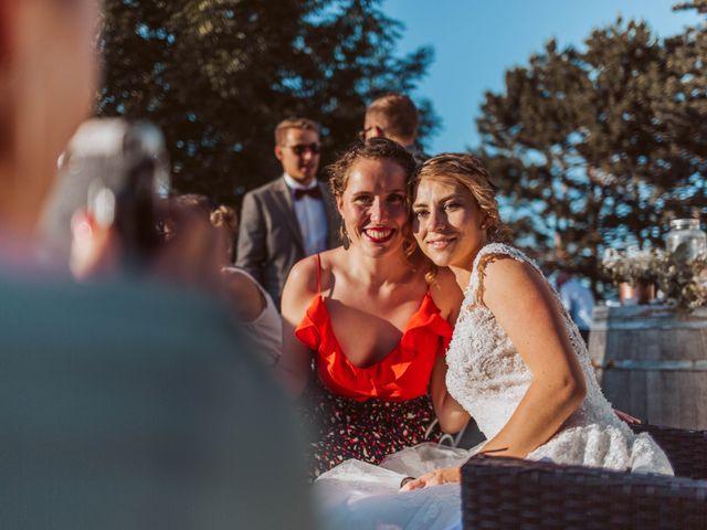 Le mariage de Gauthier et Laetitia à Saint-Sixt, Haute-Savoie 46