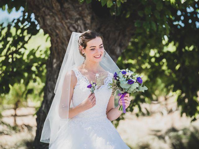 Le mariage de Tristan et Marine à Gignac, Hérault 12