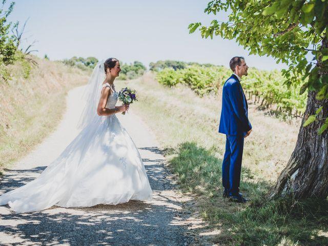 Le mariage de Tristan et Marine à Gignac, Hérault 15
