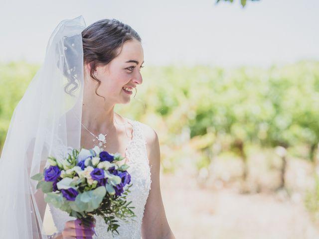 Le mariage de Tristan et Marine à Gignac, Hérault 23