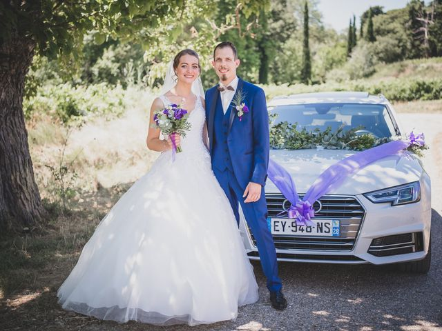 Le mariage de Tristan et Marine à Gignac, Hérault 31
