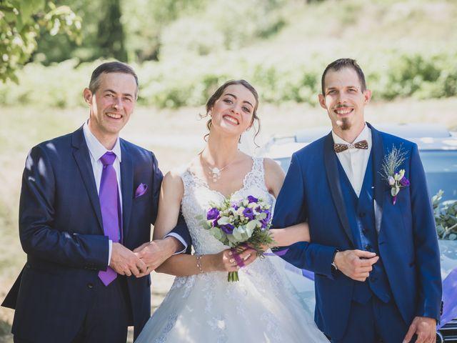 Le mariage de Tristan et Marine à Gignac, Hérault 34