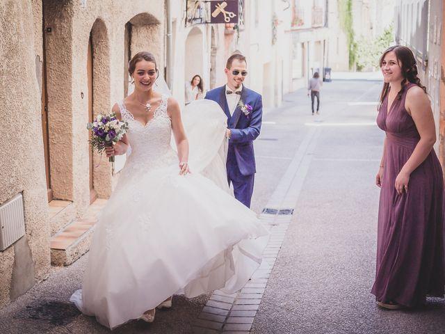 Le mariage de Tristan et Marine à Gignac, Hérault 38