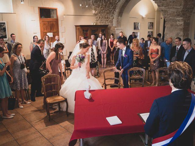 Le mariage de Tristan et Marine à Gignac, Hérault 44
