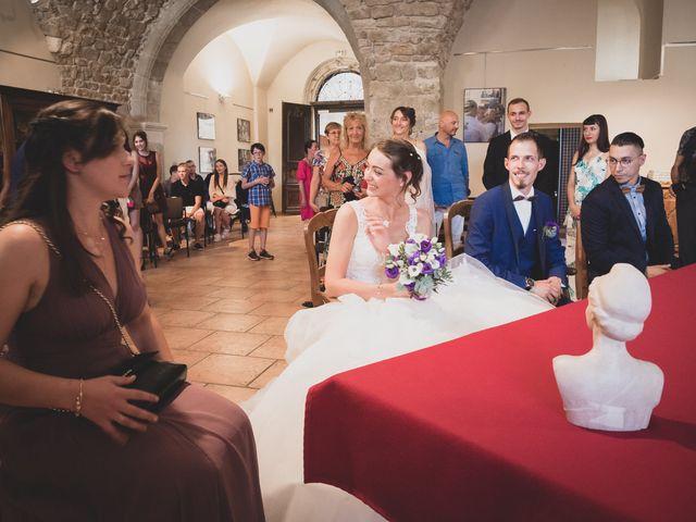 Le mariage de Tristan et Marine à Gignac, Hérault 45