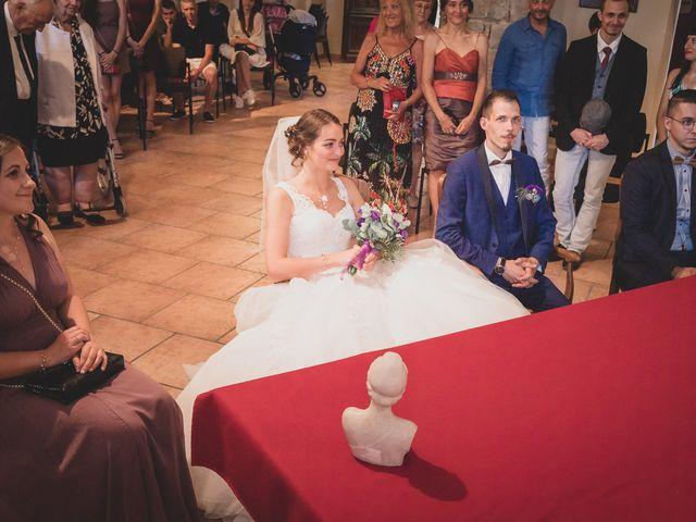 Le mariage de Tristan et Marine à Gignac, Hérault 49
