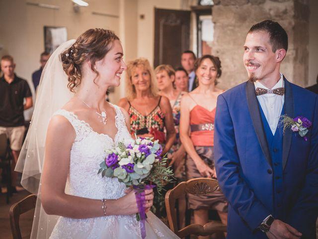 Le mariage de Tristan et Marine à Gignac, Hérault 50
