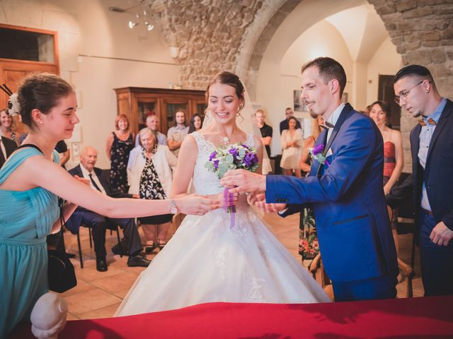 Le mariage de Tristan et Marine à Gignac, Hérault 54