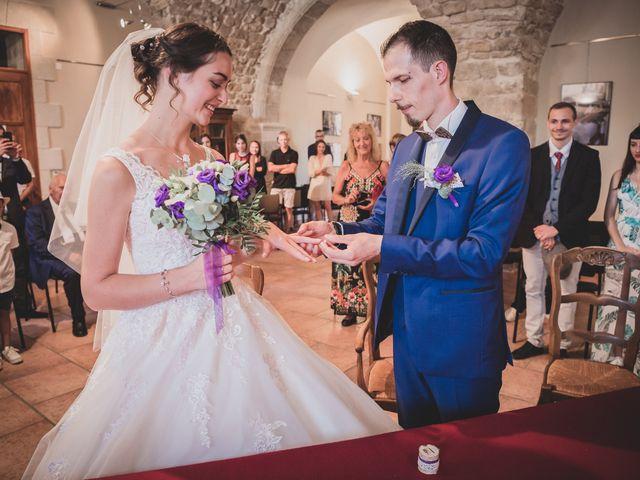 Le mariage de Tristan et Marine à Gignac, Hérault 57