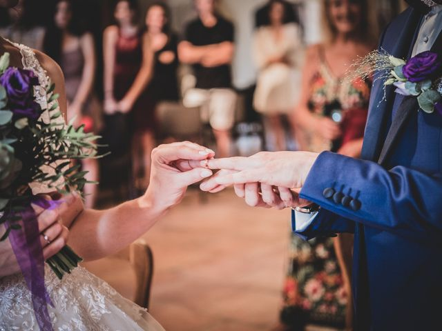 Le mariage de Tristan et Marine à Gignac, Hérault 61