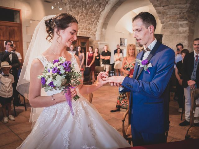 Le mariage de Tristan et Marine à Gignac, Hérault 62