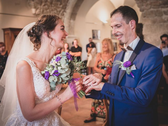Le mariage de Tristan et Marine à Gignac, Hérault 63