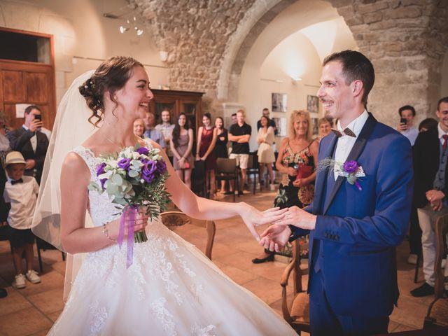 Le mariage de Tristan et Marine à Gignac, Hérault 64