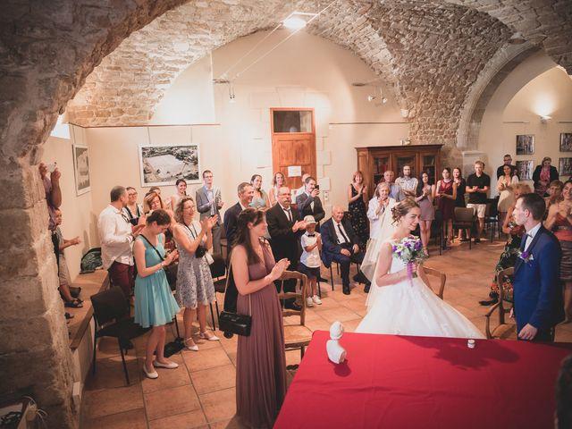 Le mariage de Tristan et Marine à Gignac, Hérault 65