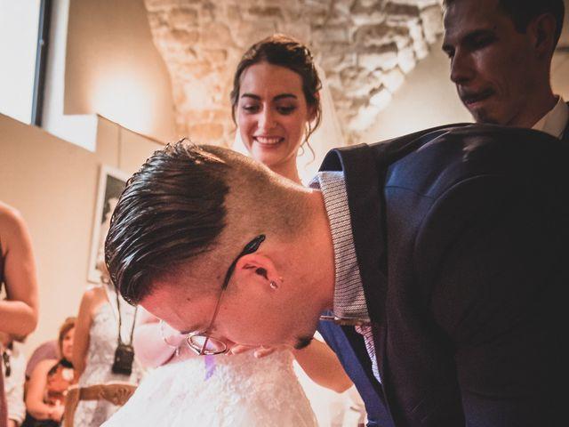Le mariage de Tristan et Marine à Gignac, Hérault 72