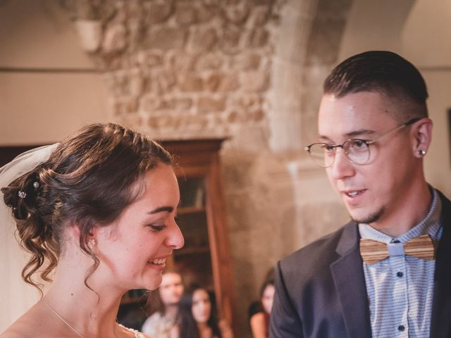 Le mariage de Tristan et Marine à Gignac, Hérault 77