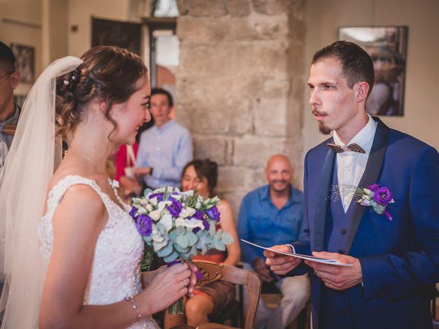 Le mariage de Tristan et Marine à Gignac, Hérault 79