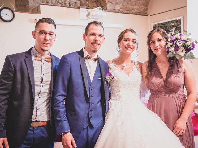 Le mariage de Tristan et Marine à Gignac, Hérault 83