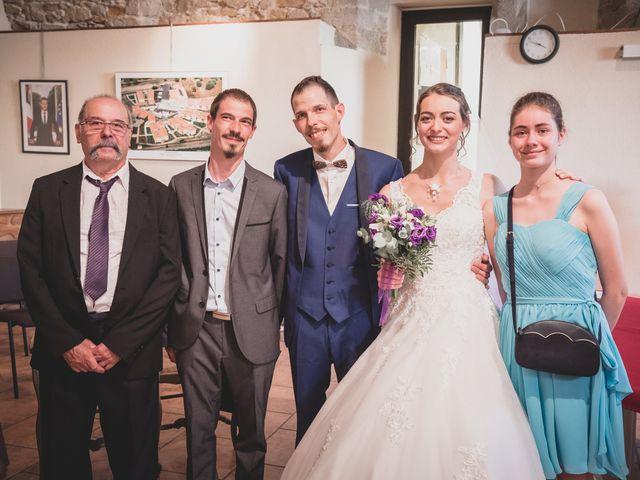 Le mariage de Tristan et Marine à Gignac, Hérault 84