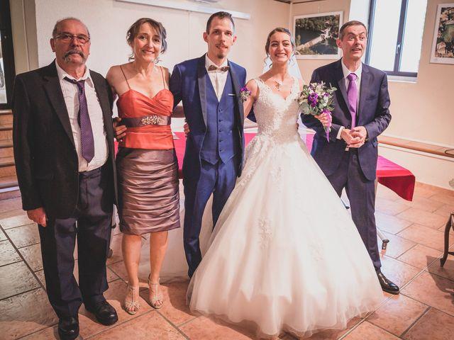 Le mariage de Tristan et Marine à Gignac, Hérault 89