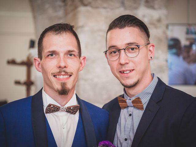 Le mariage de Tristan et Marine à Gignac, Hérault 92