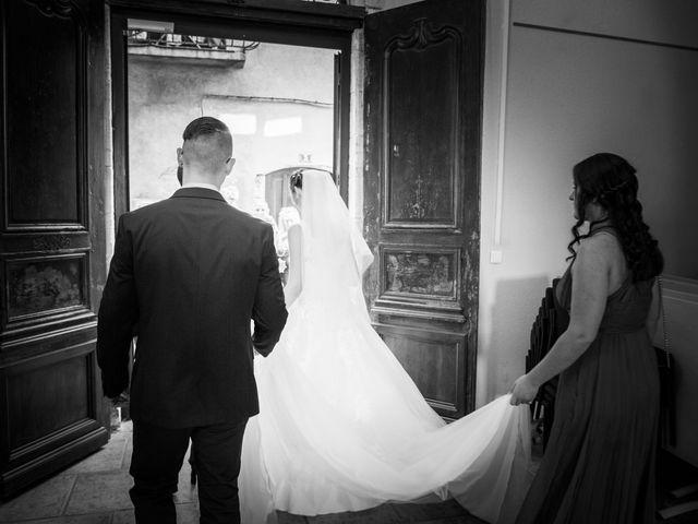 Le mariage de Tristan et Marine à Gignac, Hérault 94