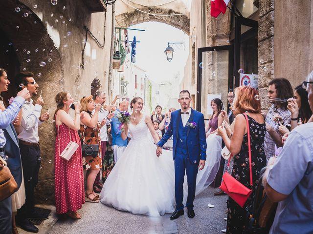 Le mariage de Tristan et Marine à Gignac, Hérault 96