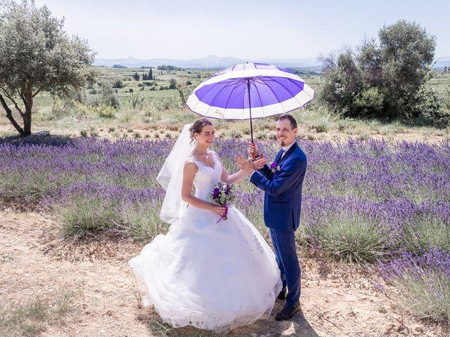Le mariage de Tristan et Marine à Gignac, Hérault 114