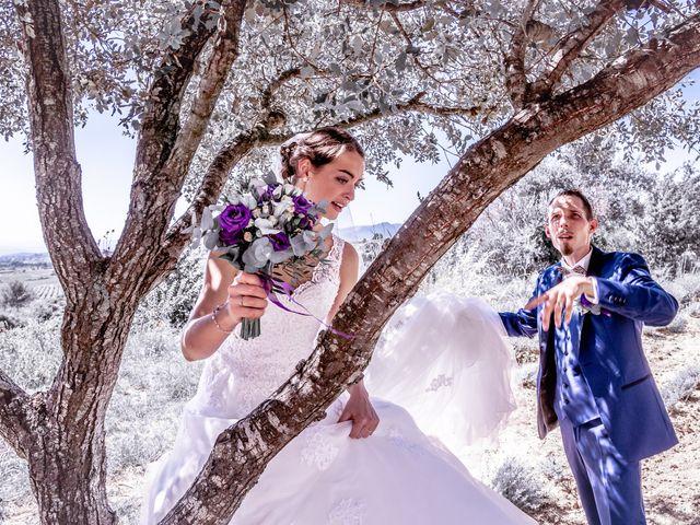 Le mariage de Tristan et Marine à Gignac, Hérault 119