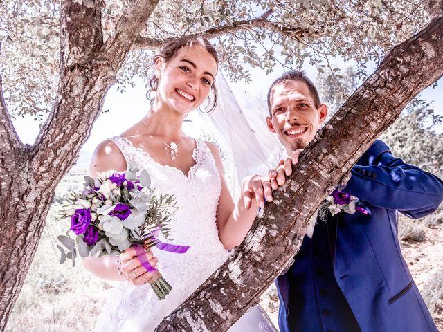 Le mariage de Tristan et Marine à Gignac, Hérault 122
