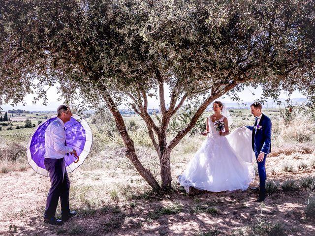 Le mariage de Tristan et Marine à Gignac, Hérault 125