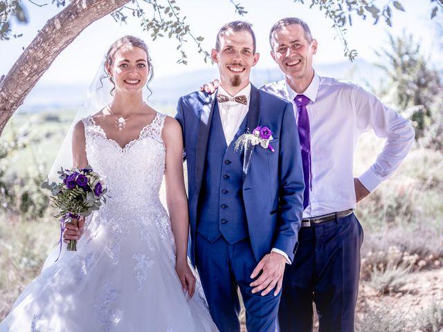 Le mariage de Tristan et Marine à Gignac, Hérault 126