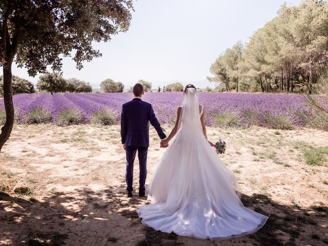 Le mariage de Tristan et Marine à Gignac, Hérault 136