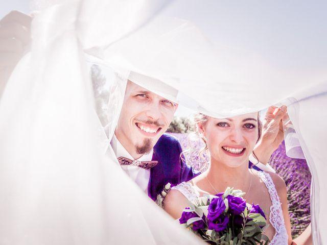Le mariage de Tristan et Marine à Gignac, Hérault 145